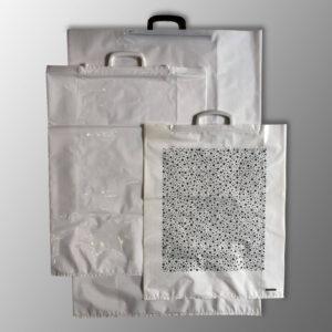 Πλαστικές Τσάντες με Χερούλι